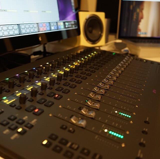 Ny mikser i studio: Avid S3