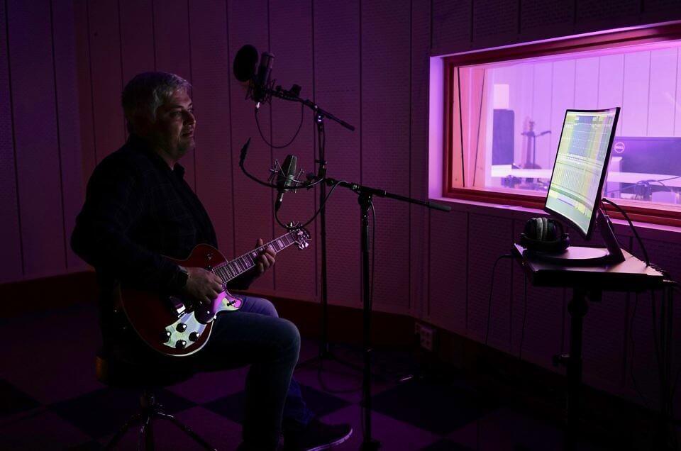 Nye studiolokaler på Minde i Bergen