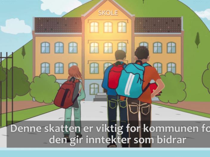 Bergen Kommune – Eiendomsskatt