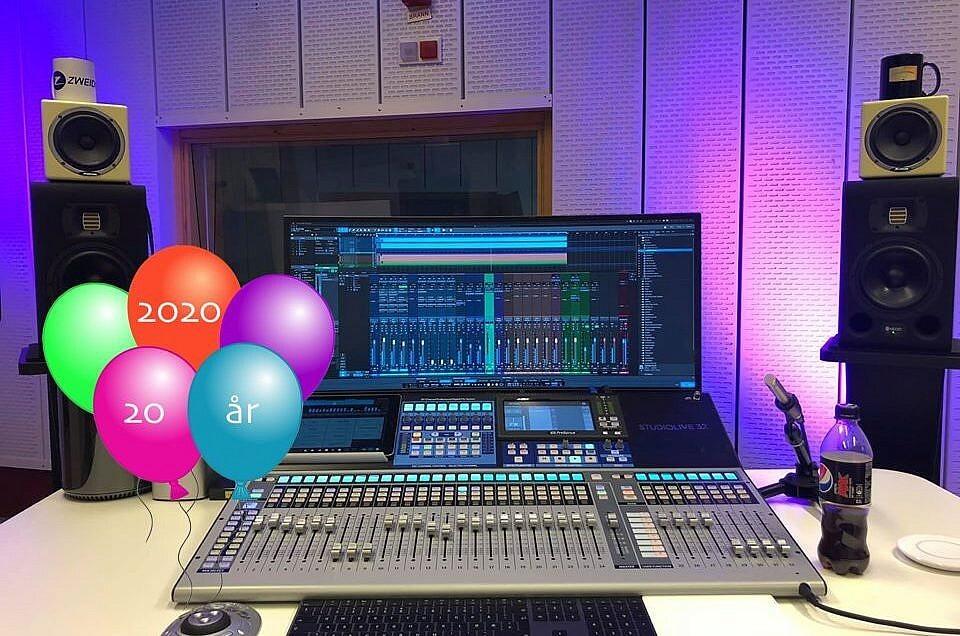 Zweidorff Studio er 20 år i 2020