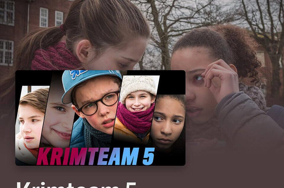 «Krimteam 5» klar hos NRK